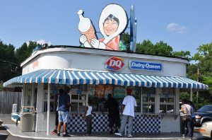 historic dairy queen Charlotte