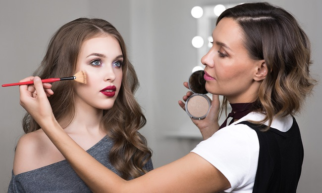 Requirements for a makeup artist license2